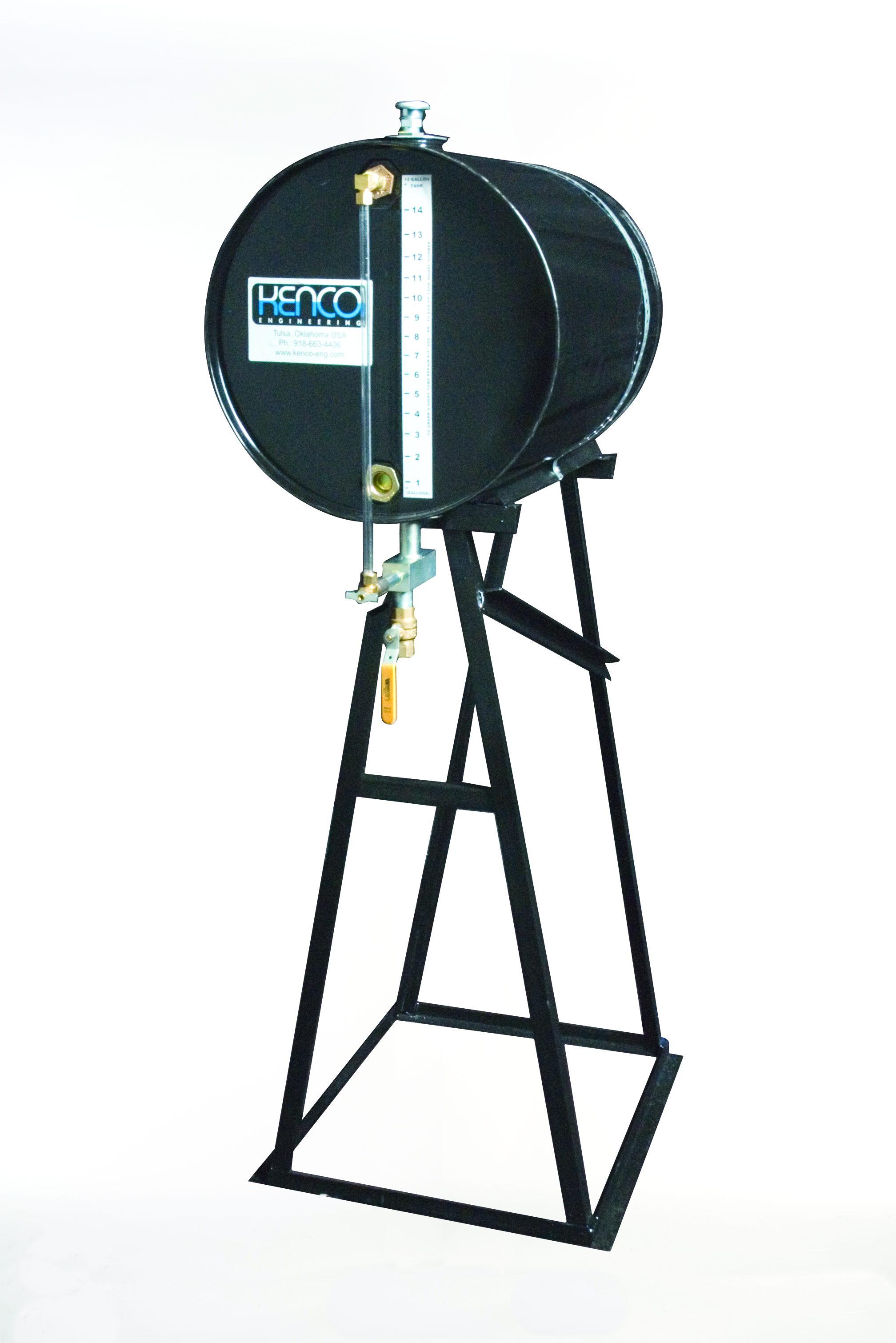Oil Supply Tanks & Stands | KENCO